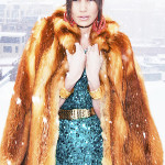 FASHION: CARIBBEAN COLORS ON A SNOW DAY!