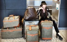 TRAVEL, TRAVEL FASHION, HARMAN LUGGAGE, HARMAN, LOUIS VUITTON, TRAVEL STYLE, BCBG, SOREL, SATYA TWENA