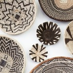 AFRICAN BASKET WALL