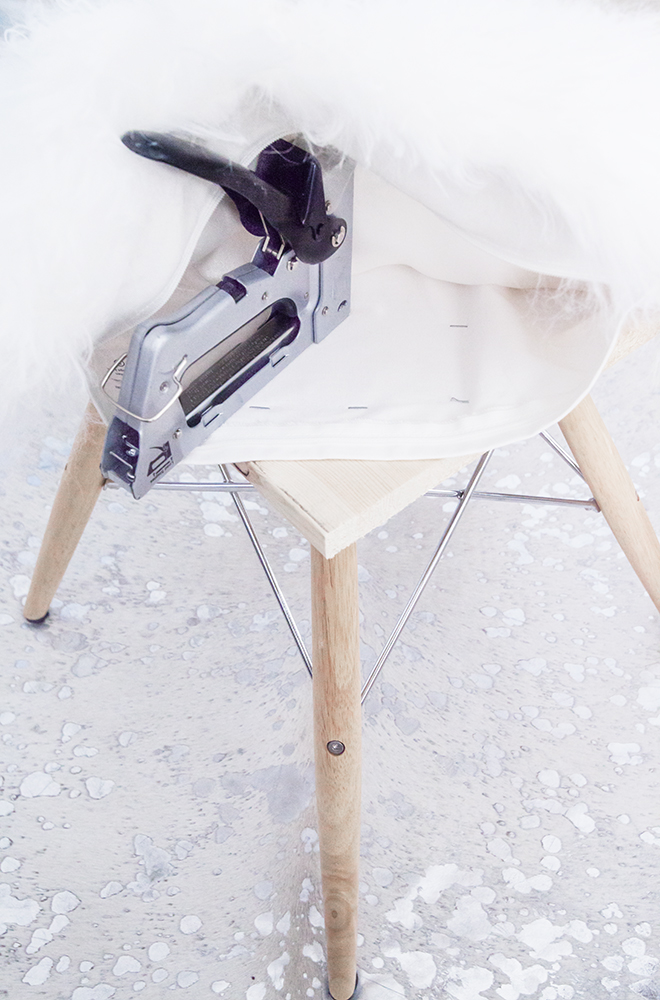 CREATE, DIY, DIY STOOL, WEST ELM, HOME DECOR,
