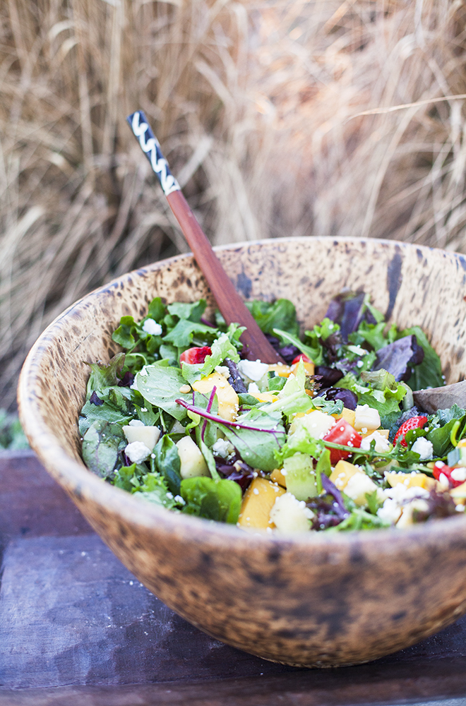 SALAD, ROOFTOP DINNER, DINNER PARTY,
