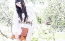 WINE COUNTRY FASHION, NASTY GAL, MARK AND GRAHAM, SPRING FASHION, TRIBAL BELT, WINE COUNTRY CHIC