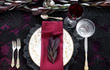 LA TAVOLA, LINENS, TABLE DECOR, ENTERTAINING, TABLESCAPE, DINNER PARTY,